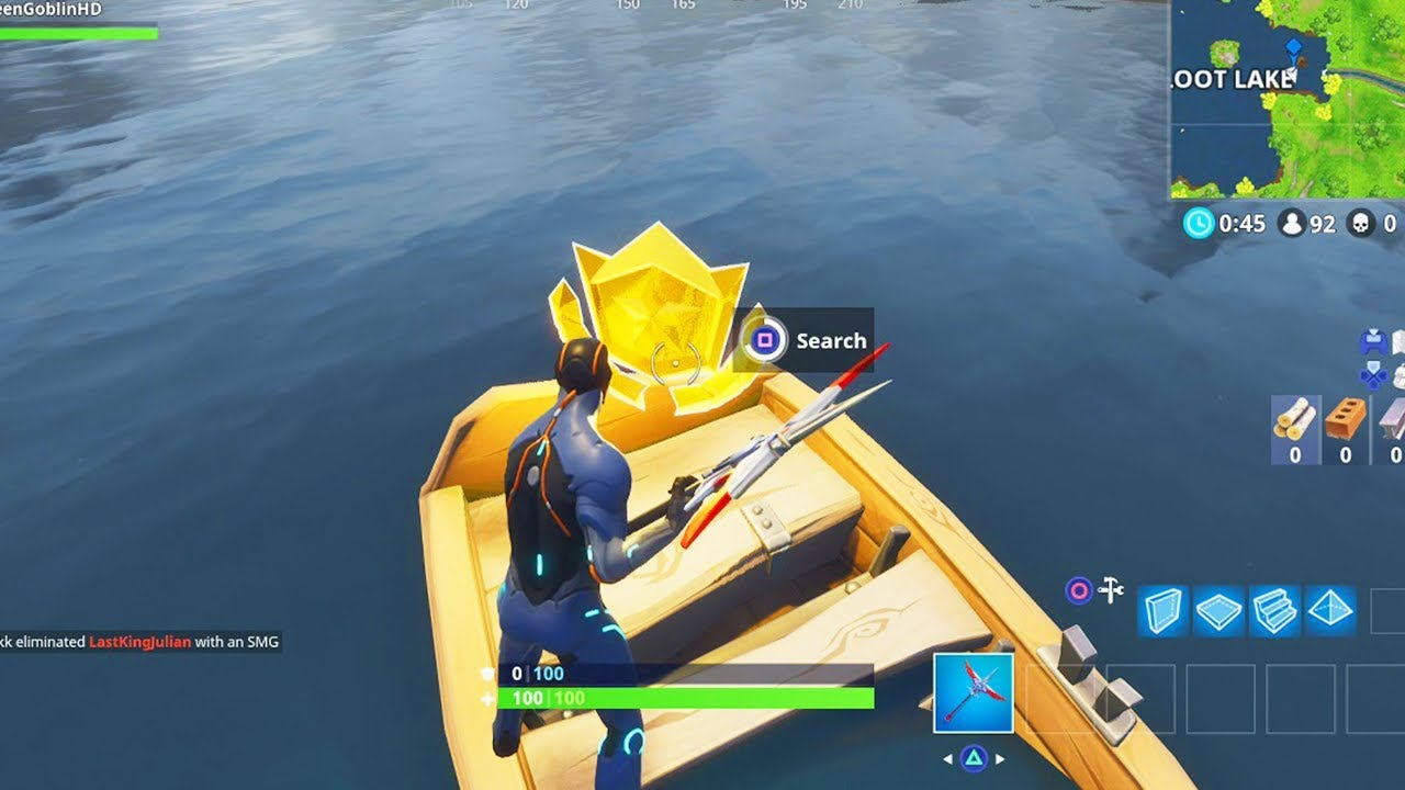 follow the treasure map found in tomato town location fortnite week 1 challenges - fortnite tomato town treasure