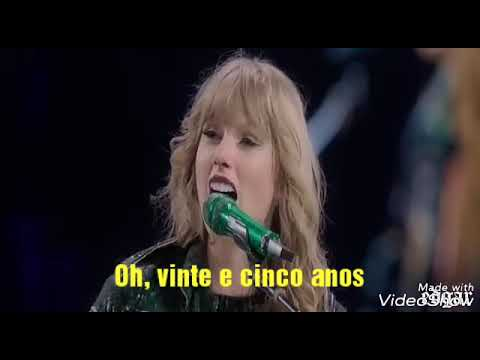 Taylor Swift - Dancing with our hands tied (Tradução)