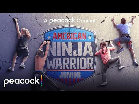 American Ninja Warrior Junior | Official Trailer | Peacock Original