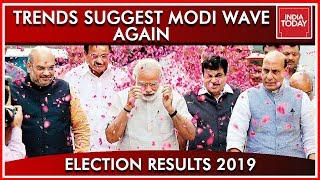 BJP Acquires 183 Seats Out Of 226 Seats In Hindi Heartland | Results 2019