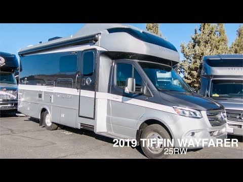 2019 Tiffin Wayfarer 25rw Class C Youtube
