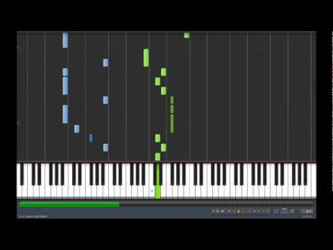 One Piece Op 14 - Fight Together  Piano Tutorial