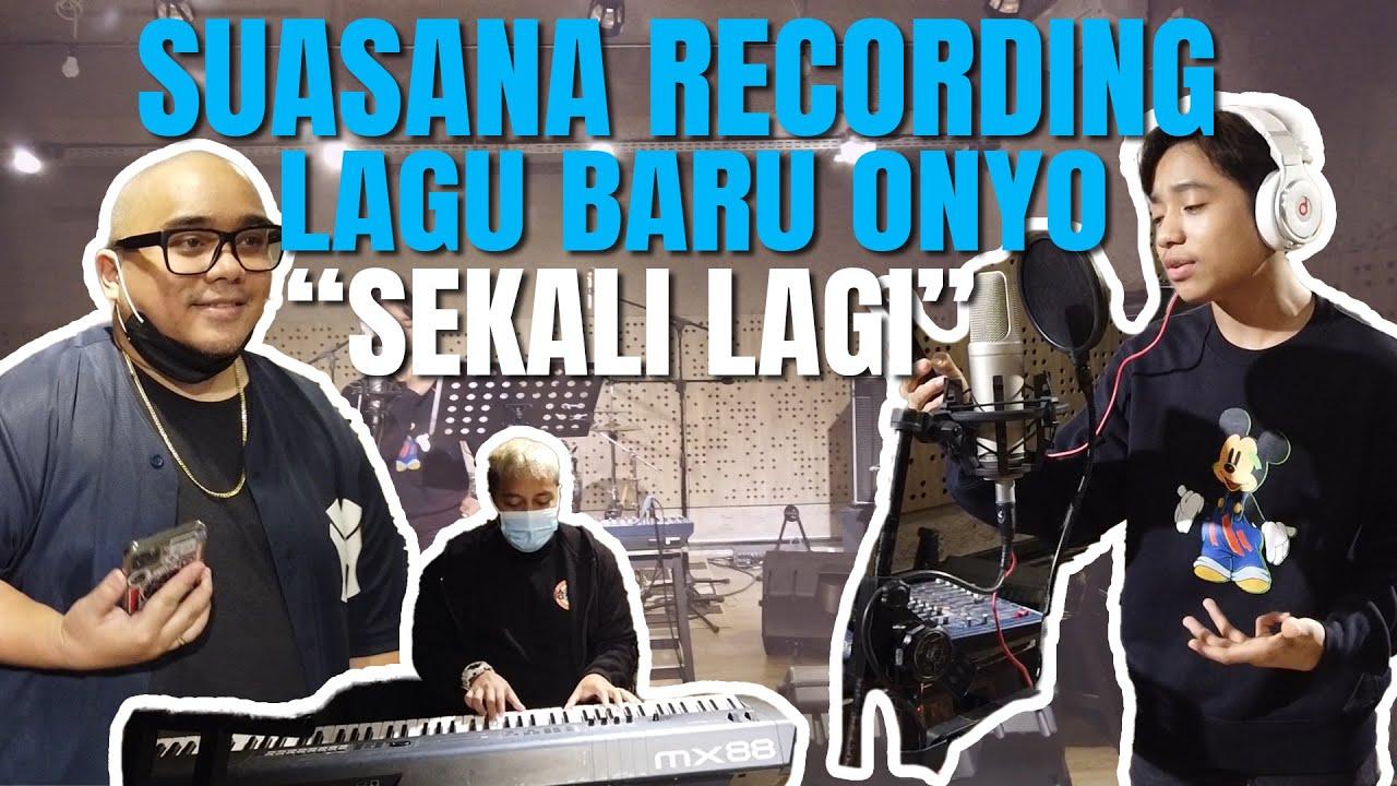 "The Onsu Family - Begini suasana recording lagu baru Onyo ""SEKALI LAGI"""