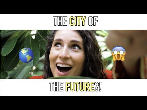 The City Of The FUTURE ♻️ (The Sustainable City in the UAE!)