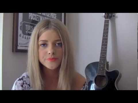 Rather Be - Clean Bandit Cover by Kate Mclachlan