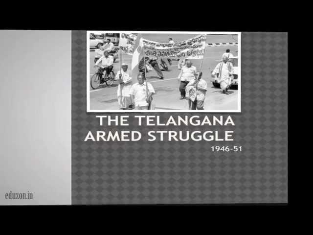 Telangana Armed Struggle 1946-51