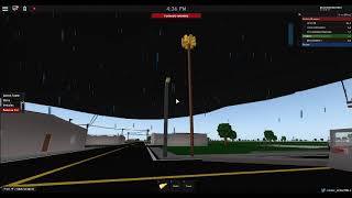 ROBLOX Federal Signal 3T22 Siren Test I mean warning