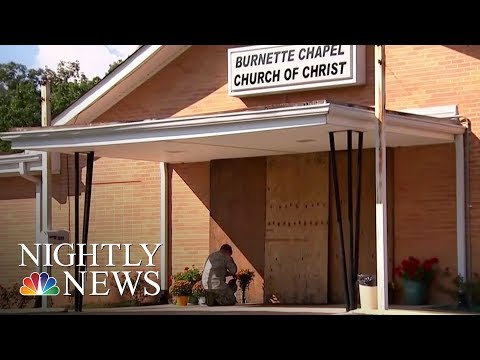FBI Launches Civil Rights Investigation Into Tennessee Church Shooting | NBC Nightly News