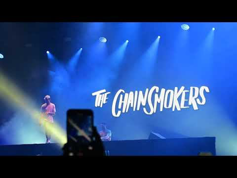 The Chainsmokers - Live in Doha
