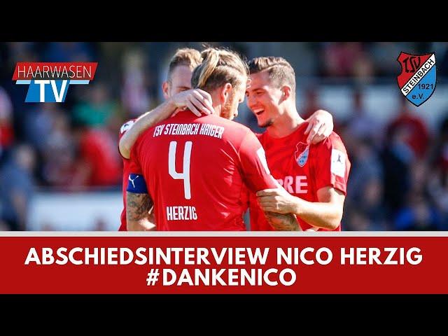Das Abschiedsinterview von Nico Herzig