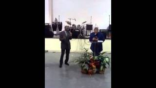 Bishop Elise mulumba fire man in Maryland 2011