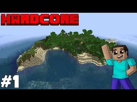 Massive Island! - Minecraft Hardcore Timelapse - Episode 1 from YouTube · Duration:  11 minutes 17 seconds