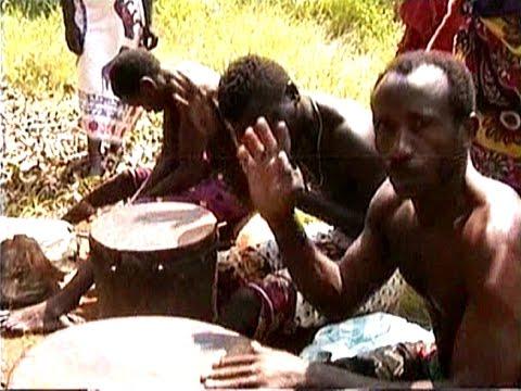 Kenia - Tanz und Musik der Giriama - Ritual Dance