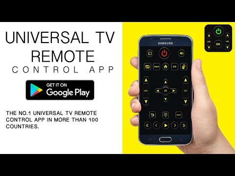 The No.1 TV Remote App To Control Your TV