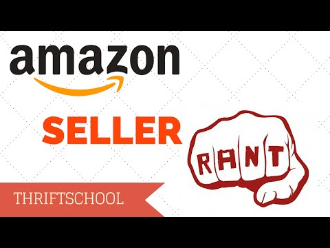 HOW NOT TO SELL ON AMAZON FBA (Sellers Making Bad Decisions) RANT!!!