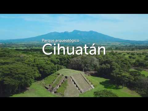 Spot Parque arqueológico Cihuatán