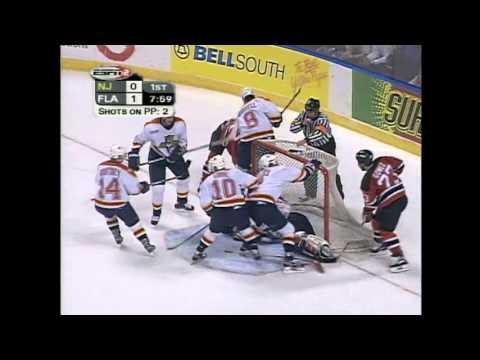 Florida Panthers Pavel.Bure NHL 2000 04 18 NJD FLA G3