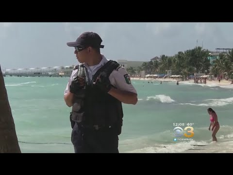 US State Department Issues Travel Alert To Playa Del Carmen