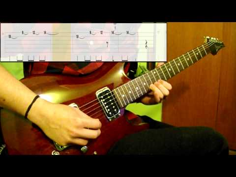 Guitar guitar cover with tabs : Red Hot Chili Peppers - Californication (Guitar Cover) (Play Along ...