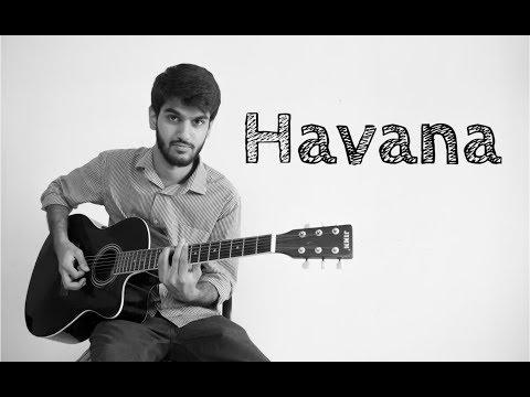 Camila Cabello   Havana   Unplugged Cover   Male Version
