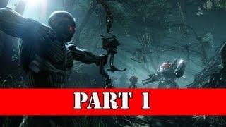 Crysis 3 Beta Walkthrough - Part 1 Let