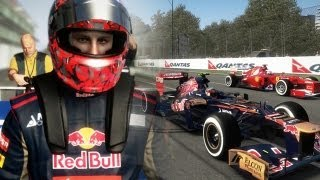 F1 2012 - Test / Review zur Renn-Simulation von GameStar (Gameplay)
