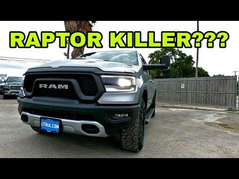 Ram's RAPTOR Killer?? NEW REBEL! Secrets Revealed!