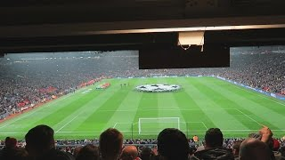 MY FIRST CHAMPIONS LEAGUE NIGHT!