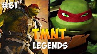 Черепашки-Ниндзя: Легенды. Прохождение #61 RAPHAEL (TMNT Legends IOS Gameplay 2016)