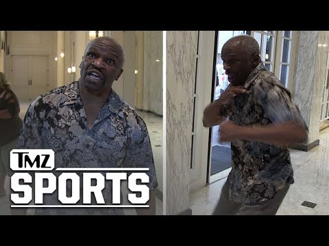 Floyd Mayweather Sr Says He&39;d &39;Beat the S*** Out of&39; Conor McGregor  TMZ Sports