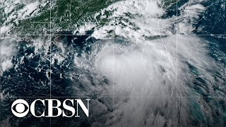Hurricane Sally bears down on U.S. Gulf Coast