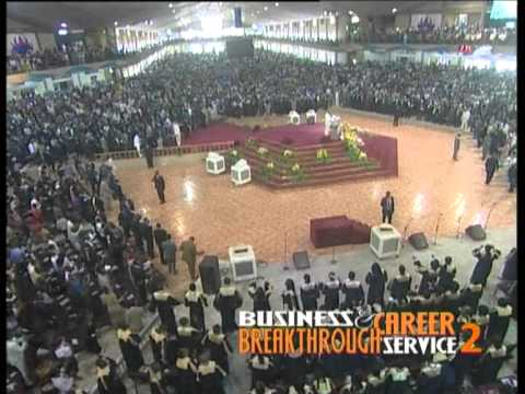 Bishop David Oyedepo: Business & Career Breakthrough Service 2 - (15/04/2012)