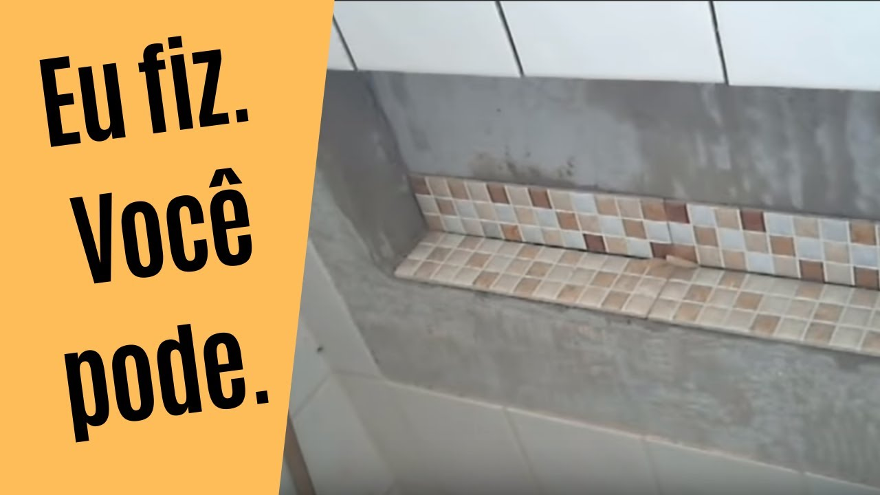 Nincho pra banheiro : Nicho do banheiro em minutos