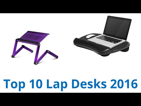 7 Best Mobile Laptop Desks 2016 Doovi