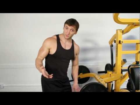 Basic Movements On The Powertec Workbench Multisystem With Ian Lauer