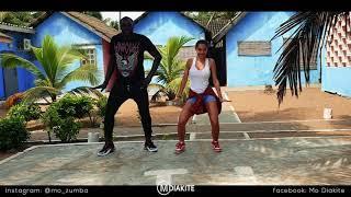 MO DIAKITE: MHD - Bébé feat. Dadju (African style, Zumba® fitness choreography)