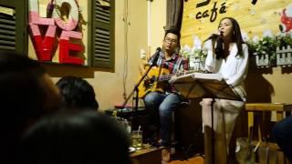 Chiều nay không có mưa bay | Thái Tuyết Trâm | Guitar Tân Bo | Say Acoustic Cafe