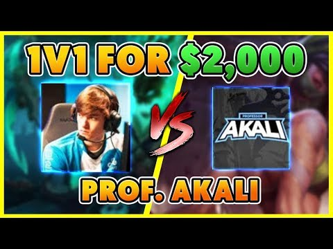 *$2,000 BET* THE GREATEST 1V1 ON YOUTUBE (HILARIOUS) - BunnyFuFuu