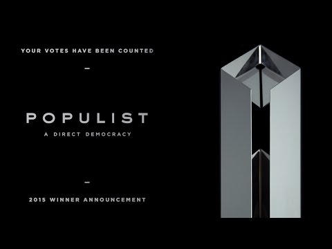 Populist 2015 - And The Winner Is...
