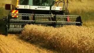 Зерноуборочный комбайн Sampo Sr3085 Superior(Прямые поставки зерноуборочных комбайнов Sampo. ЧП