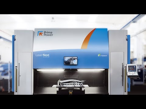 Prima Power Laser Next:  New 3D Laser for Automotive Production