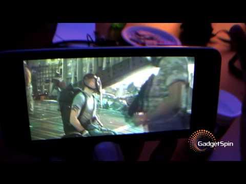 CES 2010: LG Smartphone