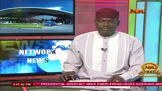 NTA Network News 15 Jan.2018