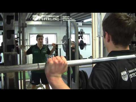 University of Stirling tennis High Performance Programme
