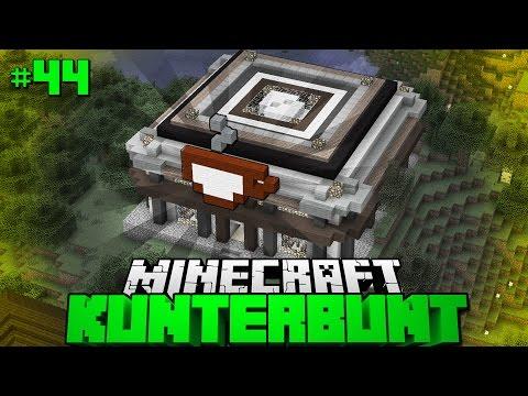 Das CAFÉ ist ERÖFFNET?! - Minecraft Kunterbunt #44 [Deutsch/HD]