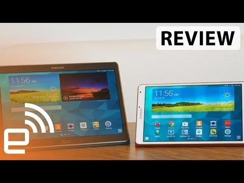 Samsung Galaxy Tab S review | Engadget