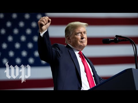 Trump holds rally in West Virginia