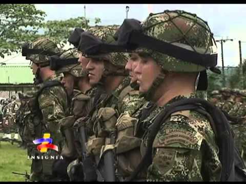 Aniversario número 3 de la Fuerza de Tarea Zeus, en Chaparral, Tolima