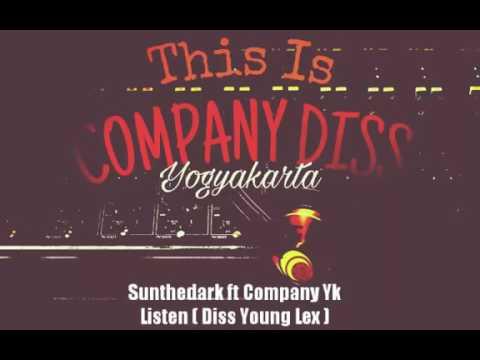DISS YOUNG LEX ! Sunthedark ft Company YK Listen [ Diss Young Lex ]