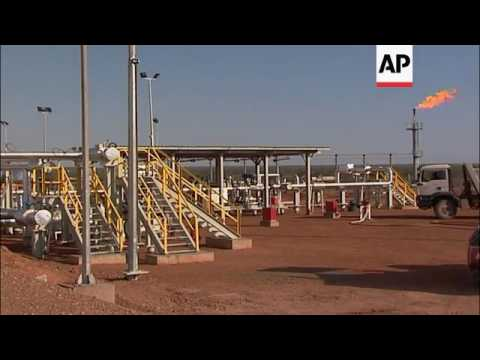 Border opening helps South Sudan oil revenues
